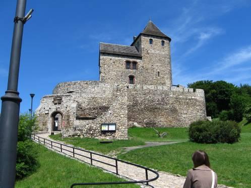 Zamek-w-Bedzinie