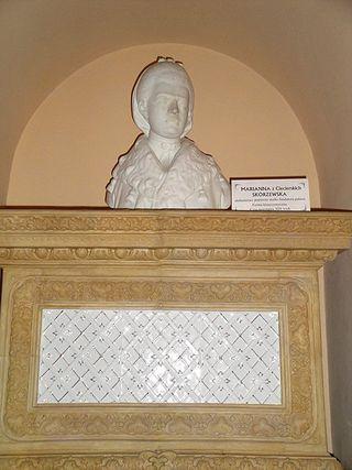 Hrabina Marianna Skórzewska
