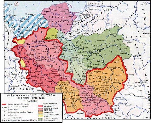 Kształtowanie Się Granic Polski Po 1918 Roku Polskie Dzieje