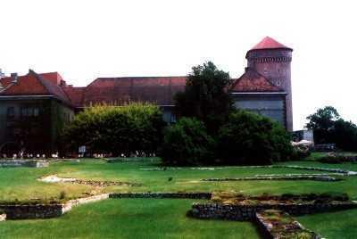 Rezerwat archeologiczny na Wawelu