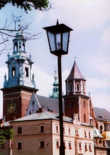 Romantyczny Wawel
