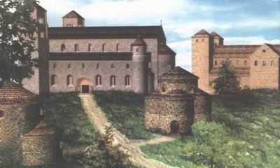 Wzgórze wawelskie w X wieku