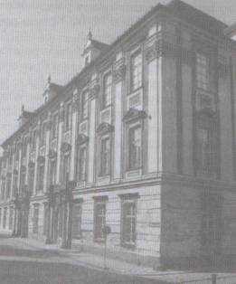 Pałac biskupi w Nysie